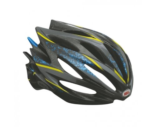 Bell Fahrradhelm SWEEP 10, Blue/White,