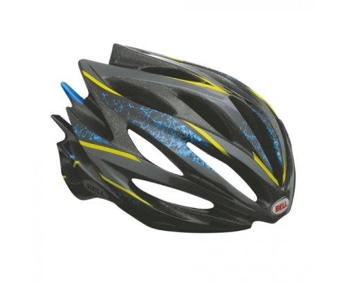 Bell Fahrradhelm SWEEP 10, Blue/White,
