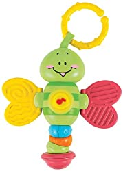 Winfun Light Up Twisty Rattle- Dragonfly