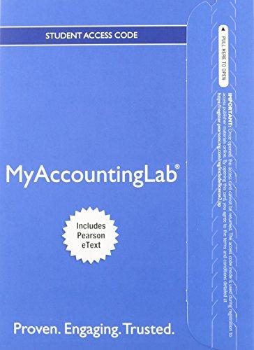 Buy Myaccountinglab Now!
