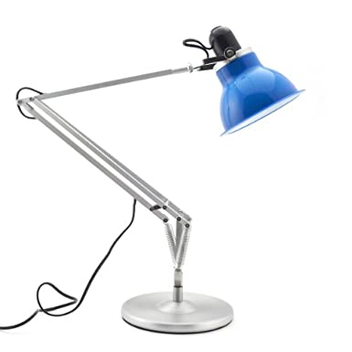 Anglepoise Table Lamp (Minerva Blue)