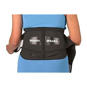 Mueller<sup>®</sup> Adjustable Lumbar Back Brace width=