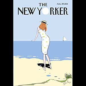 The New Yorker, August 29th 2011 (Jeffrey Toobin, Wendell Stevenson, Lawrence Wright) | [The New Yorker]