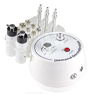 U-Style® 3 in 1 Pro Diamond Tip Microdermabrasion Machine System