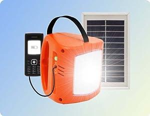 d.light S250 Solar LED Lantern