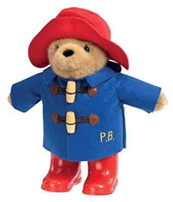 Paddington Bear Classic Paddington with Boots,by Rainbow Designs