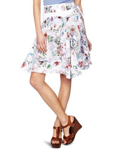 Desigual Cathras Pleated Women's Skirt