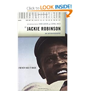 a biography of jackie robinson