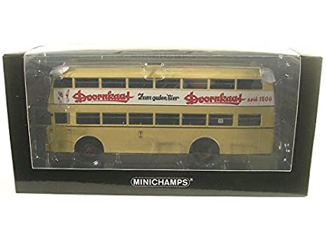 Minichamps 439071085 Buessing D2U 1958