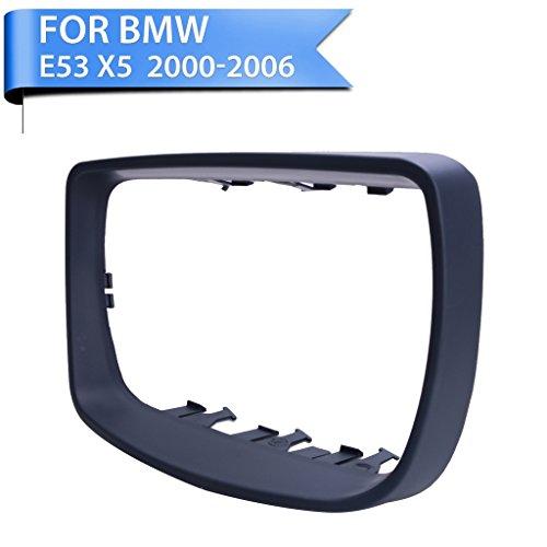 sengear-1-pcs-2000-2006-bmw-e53-x5-right-side-mirror-cover-cap-trim-ring