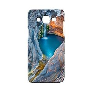 BLUEDIO Designer 3D Printed Back case cover for Samsung Galaxy A3 - G5547