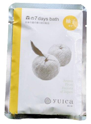 森の7 days bath 柚子