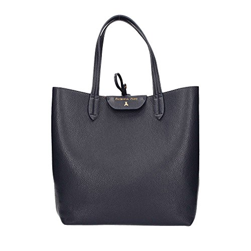 Borsa Shopping verticale Patrizia Pepe 2V5517 AV63 donna blu