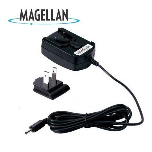 Original Magellan Oem Power Ac Adapter Wall Charger For Maestro 5310 And Roadmate 1700 Gps Navigator-P/N An0204Swxxx