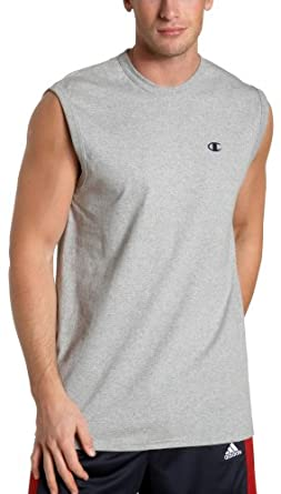 Buy Champion Mens Jersey Muscle Tee by Champion