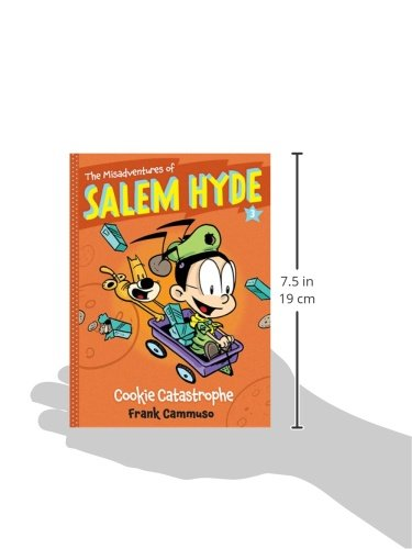 The Misadventures of Salem Hyde: Cookie Catastrophe
