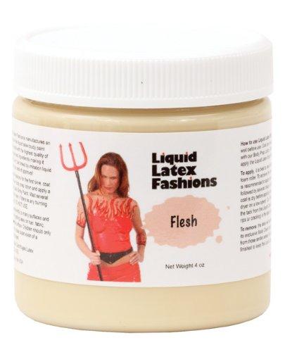 41Kvz8djGdL. SL500  Liquid Latex Fashions Body Paint   4 o Flesh
