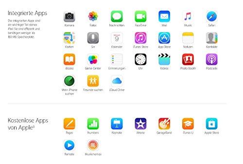 Apple iPad mini 4 (7,9 Zoll) Tablet-PC + Extra Zubehör - 9