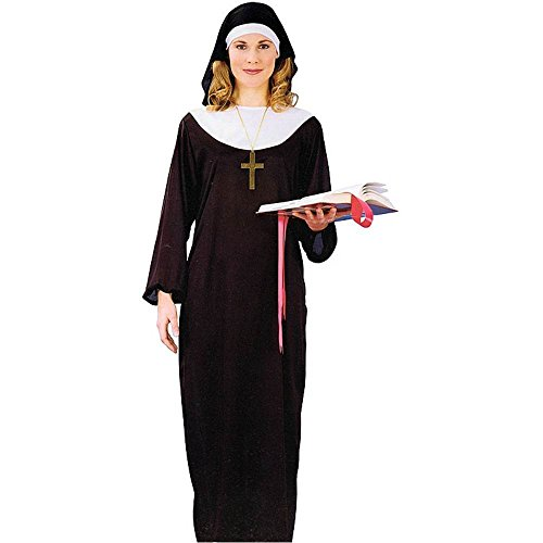 Adult Proper Nun Costume - Standard