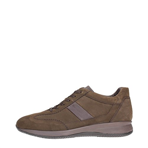 Samsonite SFM102031 Sneakers Uomo Pelle Testa Di Moro Testa Di Moro 40