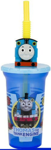 Zak Designs Thomas And Friends Buddy Sip Bottle, 15-Ounce front-316862