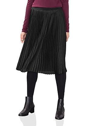 ESPRIT Falda (Negro)