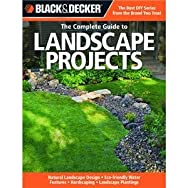 Landscape Projects DIY Reference Book-B&D LANDSCAPE PROJ BOOK