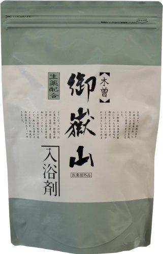 御嶽山入浴剤 14包 : 日野製薬