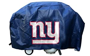 New York Giants Deluxe Grill Cover by Rico