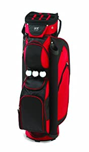 Buy Datrek DG 15 Cart Bag, Red Black by Datrek