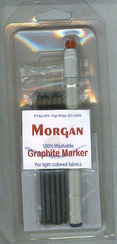 Morgan Graphite Marking Pencil for Light Colored Fabrics