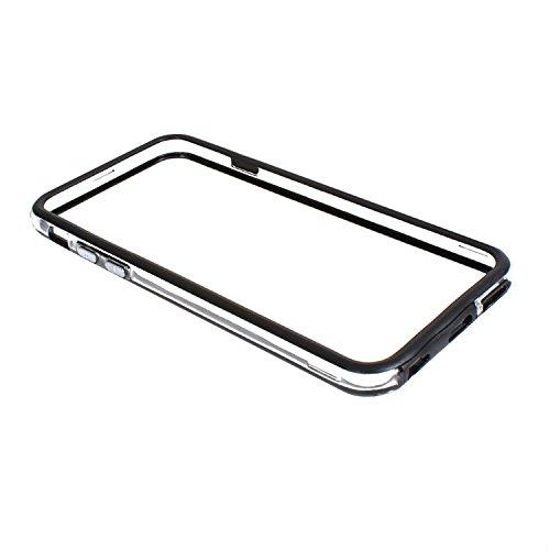 J9Q iPhone 6 プラス 5.5インチ 超薄フレーム側ボタン バンパー ケース カバー スキン