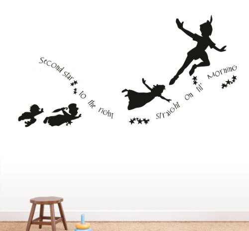 PETER PAN NURSERY DECOR