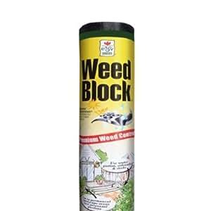 Easy Gardener 1051 Weed Block Landscape Fabric - 3-Foot x 100-Foot (2 Pack)