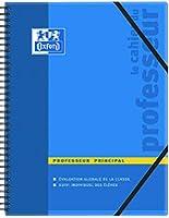 Oxford Cahier de professeur principal 156 pages 24x32cm