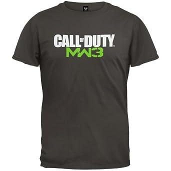 Call of Duty - MW3 logo T-Shirt - 2X-Large