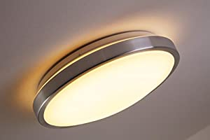 LED bathroom ceiling light - 3000 Kelvin - 900 Lumen - IP 44