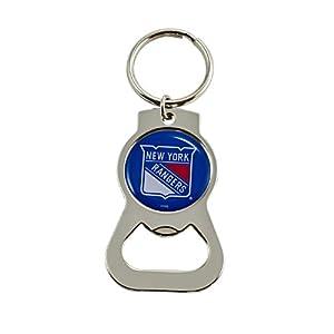 NHL New York Rangers Bottle Opener Key Ring