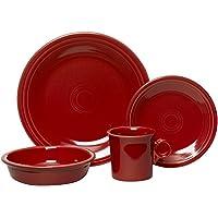 Fiesta Dinnerware 4-pc. Place Setting Set