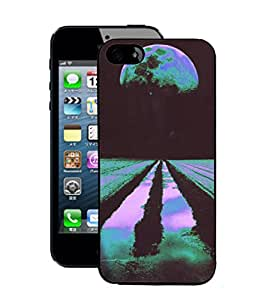 Droit Printed Back Covers for Apple I Phone 5/5s + Portable & Bendable Silicone, Super Bright LED Lamp, 360 Degree Flexible for Laptops, Smart Phones by Droit Store.
