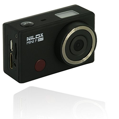 Nilox Mini F WiFi Full HD, cámara de acción, gopro