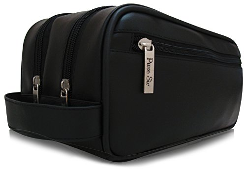 Luxury Men Travel Toiletry and Shaving Bag