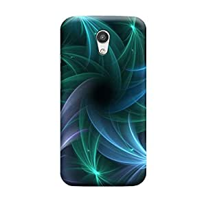 CaseLite Premium Printed Mobile Back Case Cover With Full protection For Moto G2 (Designer Case)