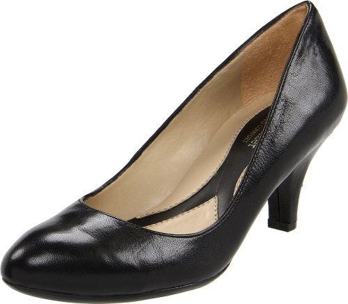 Naturalizer Women's Deino Pump,Black,6.5 M US