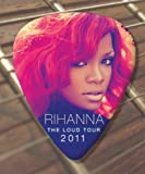 Rihanna Loud Tour 2011 Premium Guitar Pick x 5 Medium