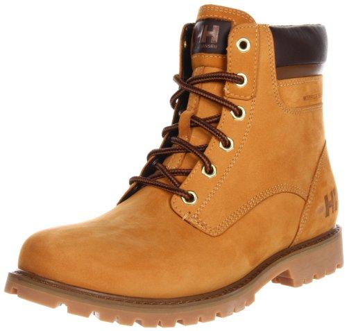 Helly Hansen Men's Wyller Snow Boot,New Wheat/Gum,7 M US