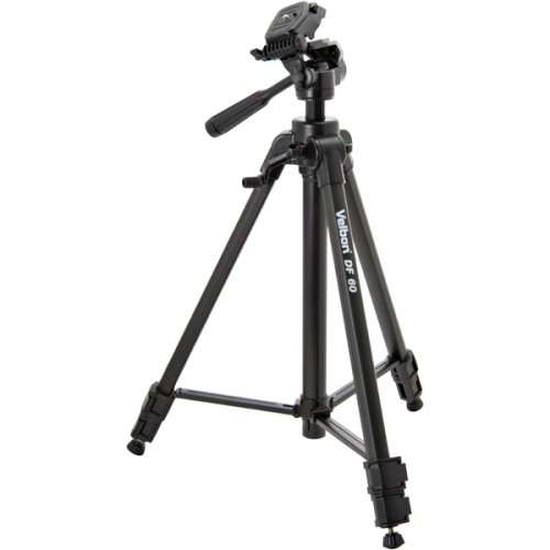 Velbon DF-60 Dual Function Light Weight Tripod