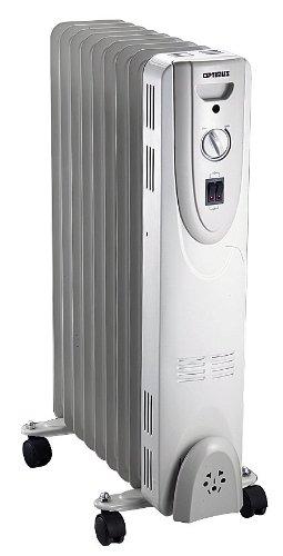Optimus H-6010 Portalbe Oil Filled Radiator Heater