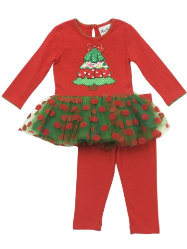 Red Baby Tutu front-127479