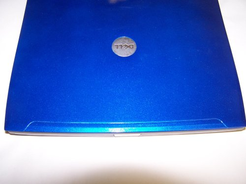 REFURBISHED BLUE DELL D610 LAPTOP